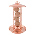 Copper suet/ball dispenser