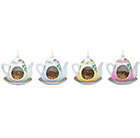 Hanging teapot feeder - 4 colours