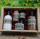 Seed box skin care for gardeners and twine set