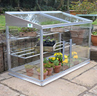 Aluminium growhouse 1.21m