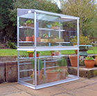 Aluminium growhouse 1.2m
