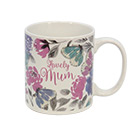 Ceramic mug lovely mum