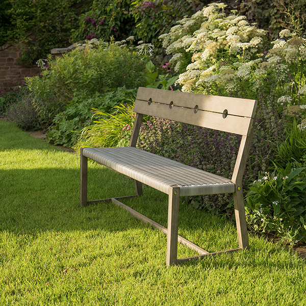 Buy Oban Rattan Bench