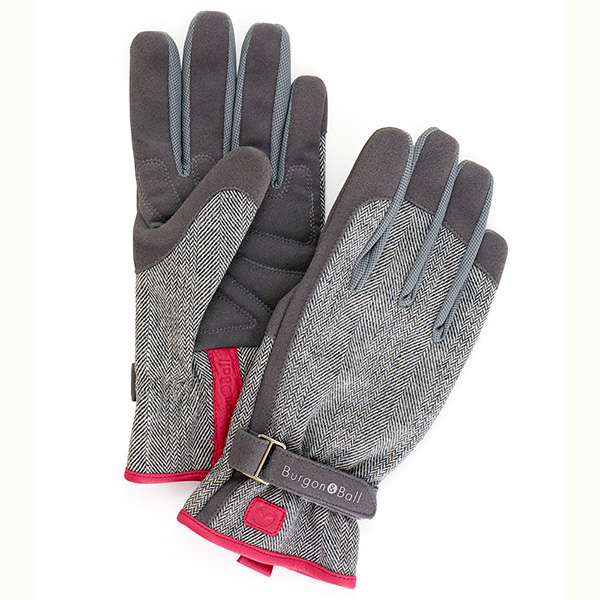 Love the glove grey tweed