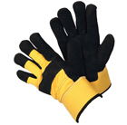 Thermal rigger gloves