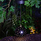 Starry nights hanging light