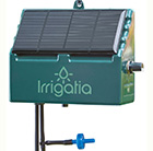 Solar automatic watering system, 12 pots