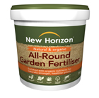 New Horizon all round fertilizer tub