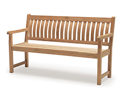 Click to view product details and reviews for Rhs Kettler Wisley Teak Bench 5ft.