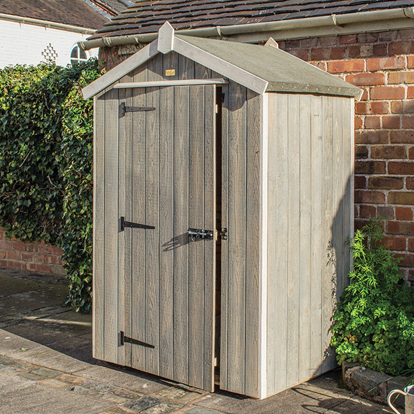Buy heritage 4 x 3 shed for Garden shed 4 x 3