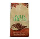 Wild things hedgehog food