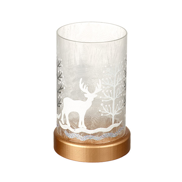 Image Result For Christmas Candle Holder