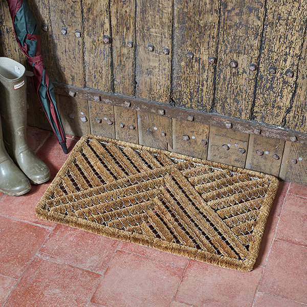 Muck off brush door mat