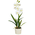 Artificial potted cymbidium