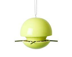 Click to view product details and reviews for Birdball Seed Feeder Lime.