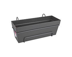 Loft urban trough all in one anthracite