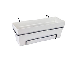 Loft urban trough all in one white